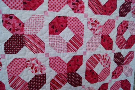 Chocolate Dipped Quilts: XOXO Valentine Quilt : valentine quilt patterns - Adamdwight.com