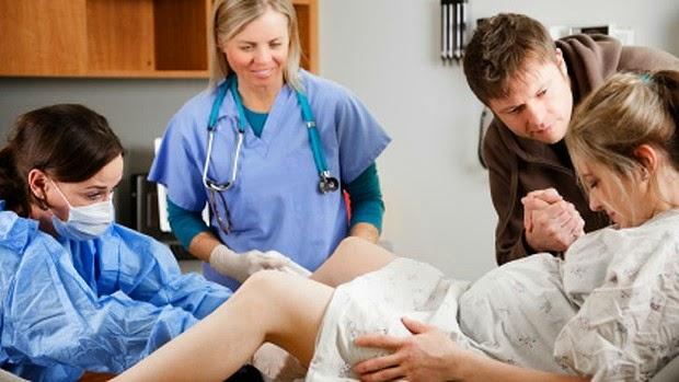 Pengalaman bersalin normal selepas pembedahan di Hospital Putrajaya