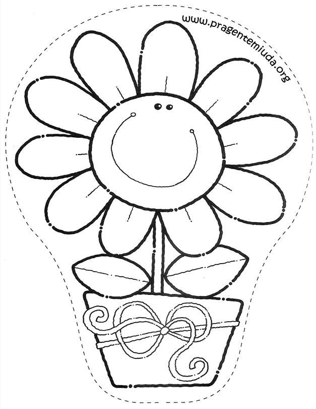 Well-known Lembrancinha de primavera para maternal - Pra Gente Miúda  AH61