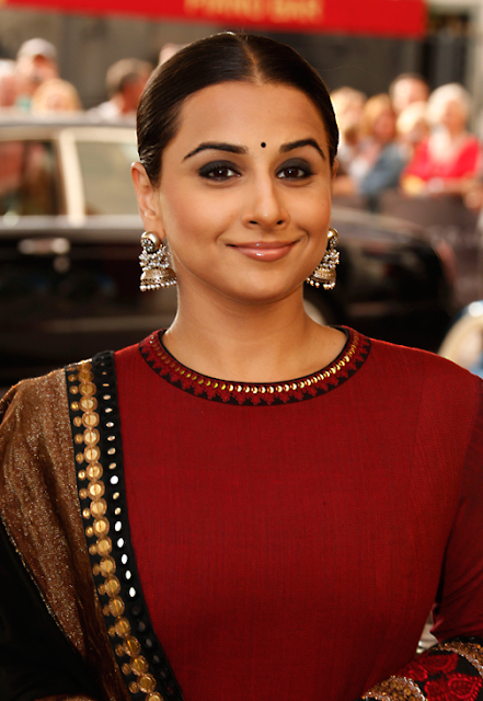 Vidya Balan at Cannes Film Festival in Different Look