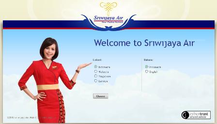 Booking Tiket Sriwijaya Air Sriwijaya Air Informasi