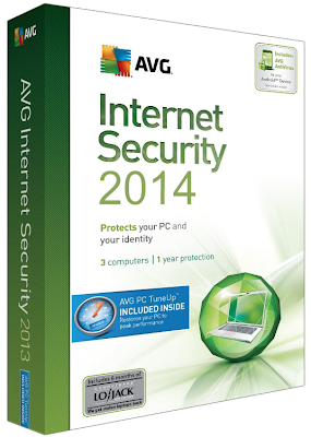 AVG Internet Security 2014 v14.0.0.4016 (x86 - x64)
