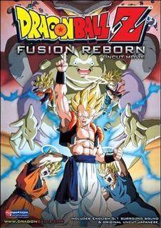Dragon Ball Z: La Fusion De Goku y Vegeta – DVDRIP LATINO