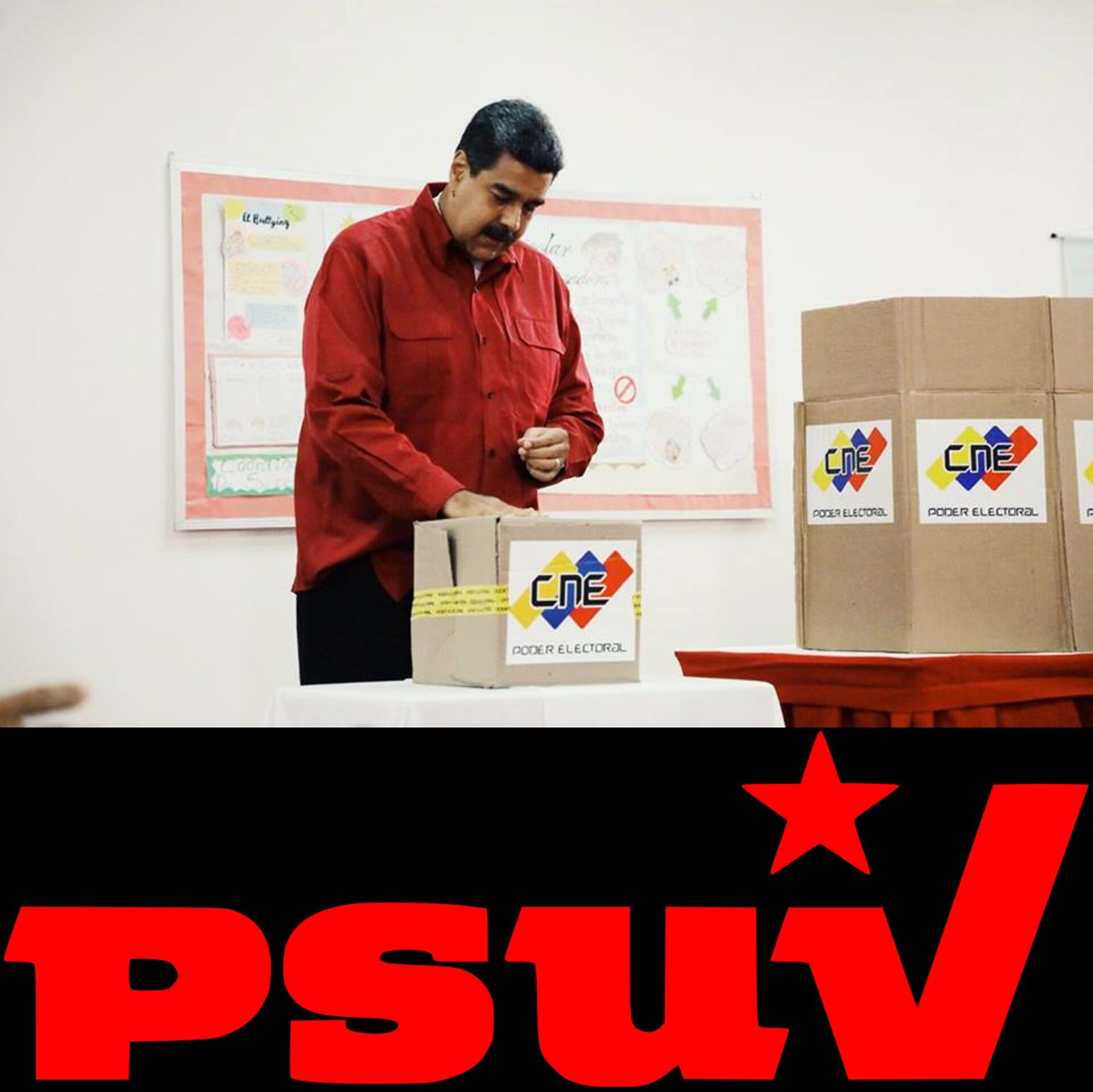 MADURO VENCE ELEIÇÕES NA VENEZUELA