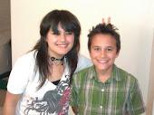 Hannah and Aaron