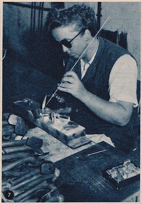 Heinkel Gas Clutch and Brake Pedals