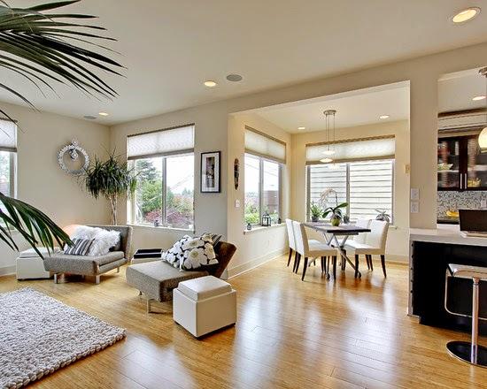 Hogares frescos dise o interior para apartamento tipo estudio ideal para solteros - Estudio de interiores ...