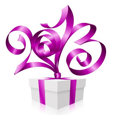 Ilustraciones para el Año Nuevo 2013 para compartir