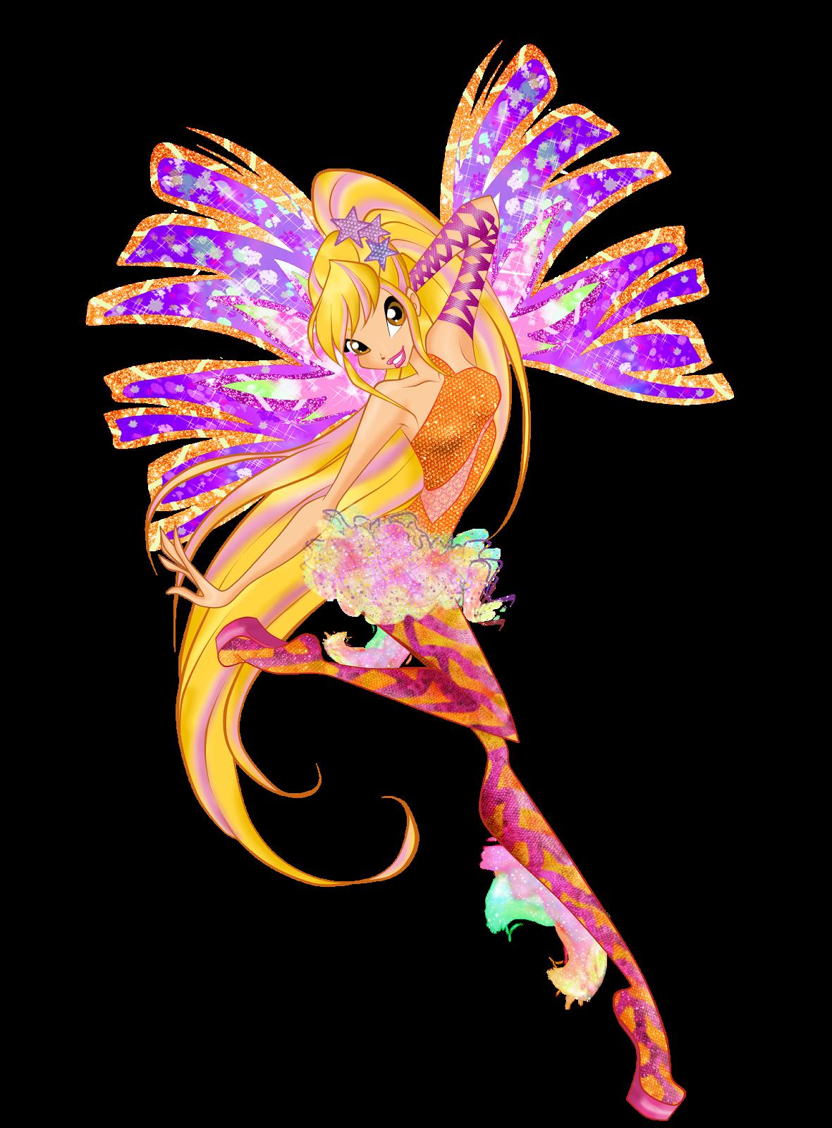 Winx club fairies stella sirenix - Winx club sirenix ...