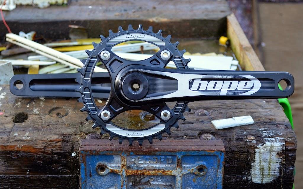 Bike News, New Product, Report, hope cranks, new hope tech cranks