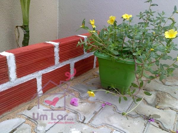 Um lar Antes e depois do quintal e lavanderia transformações e