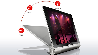 Lenovo Yoga 8 B6000-HV Latest Android Tablet with Innovative Design 2