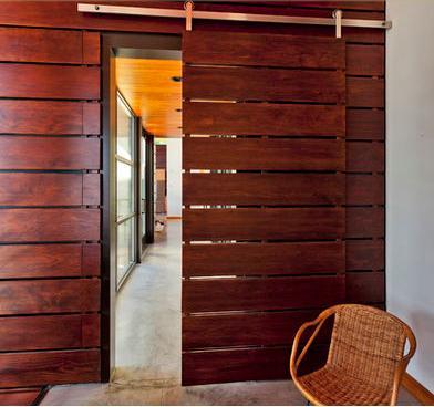 Fotos y dise os de puertas puertas interiores madera for Puertas en madera para interiores