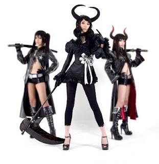 Black Rock Shooter cosplay, by Tasha-Ren-Ricu
