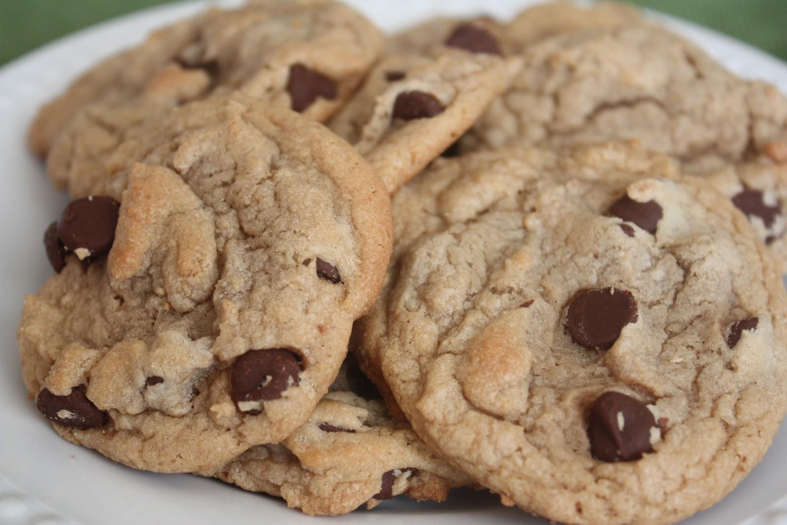 My Favorite Recipes: Brown Sugar Chocolate Chip Cookies