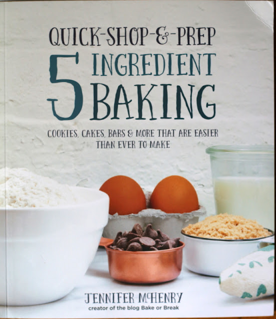 Quick-Shop-& Prep 5 Ingredient Baking Cookbook