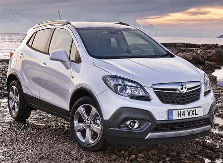 Vauxhall Mokka Price Detailed