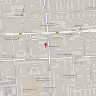 Telebim na mapie Opola