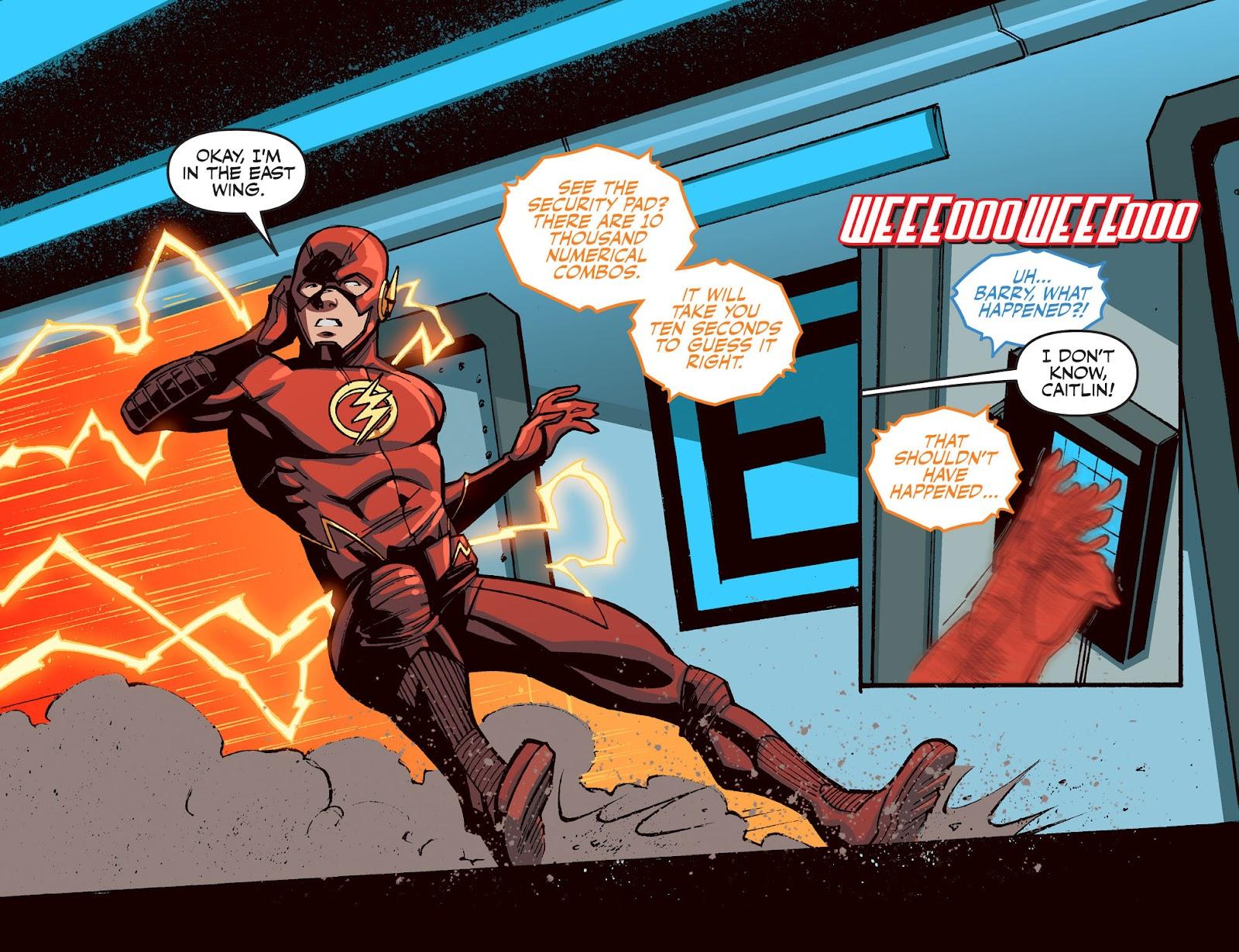 The Flash: Season Zero [I] Issue #16 #16 - English 7