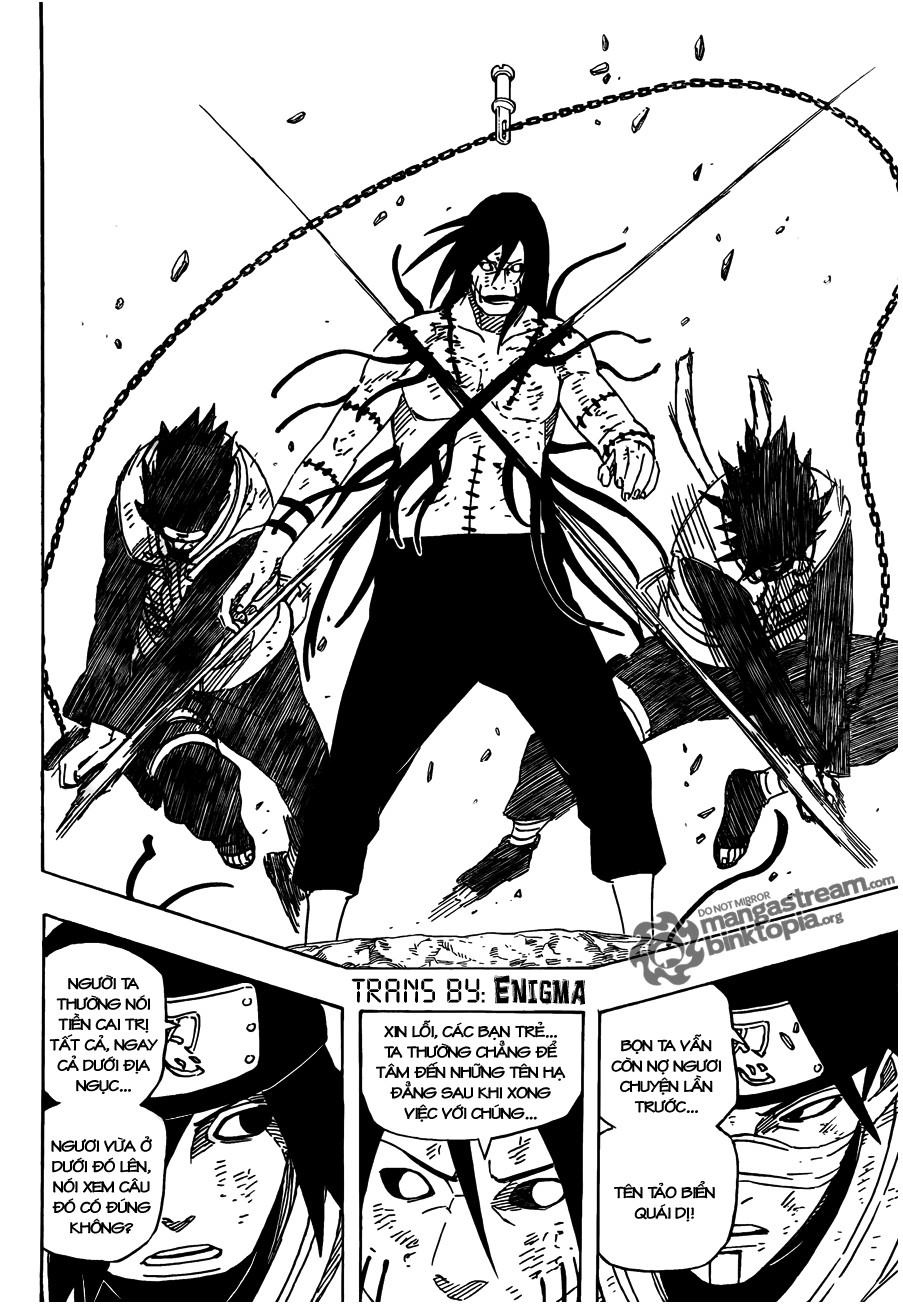 Naruto chap 530 Trang 8 - Mangak.info