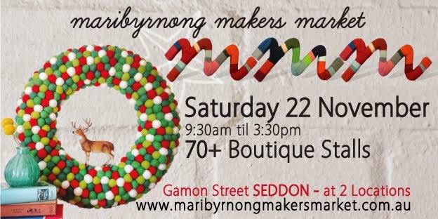 Maribyrnong Makers Market