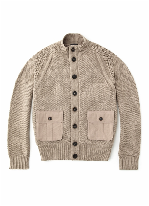Crombie cardigan