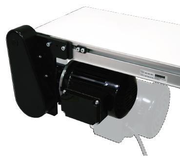 Conveyor Belt Motors From Dorner Increase Efficiency