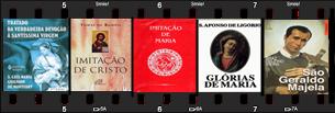 Alguns livros recomendados pelo Vidente Marcos Tadeu