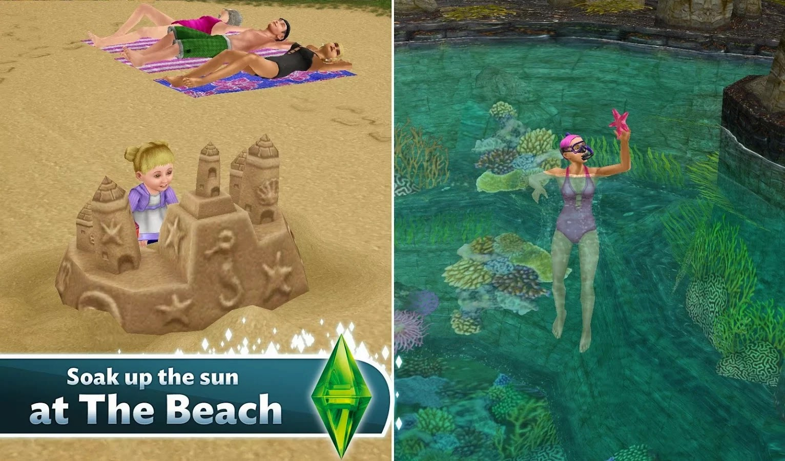 Screenshot The Sims™ FreePlay