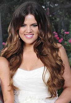 Khloe Kardashian Hair Color Dark To Light