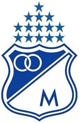 Nuevo Escudo De 14 Estrellas Millonarios F  Tbol Club Campe  N Liga