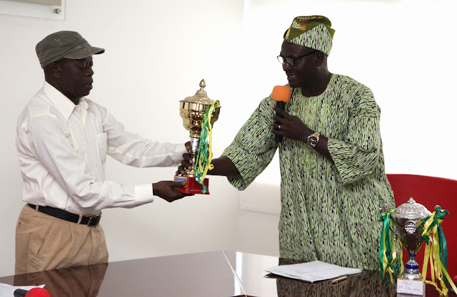 NYSC Delivering On Founders' Dream, Says Oshiomhole