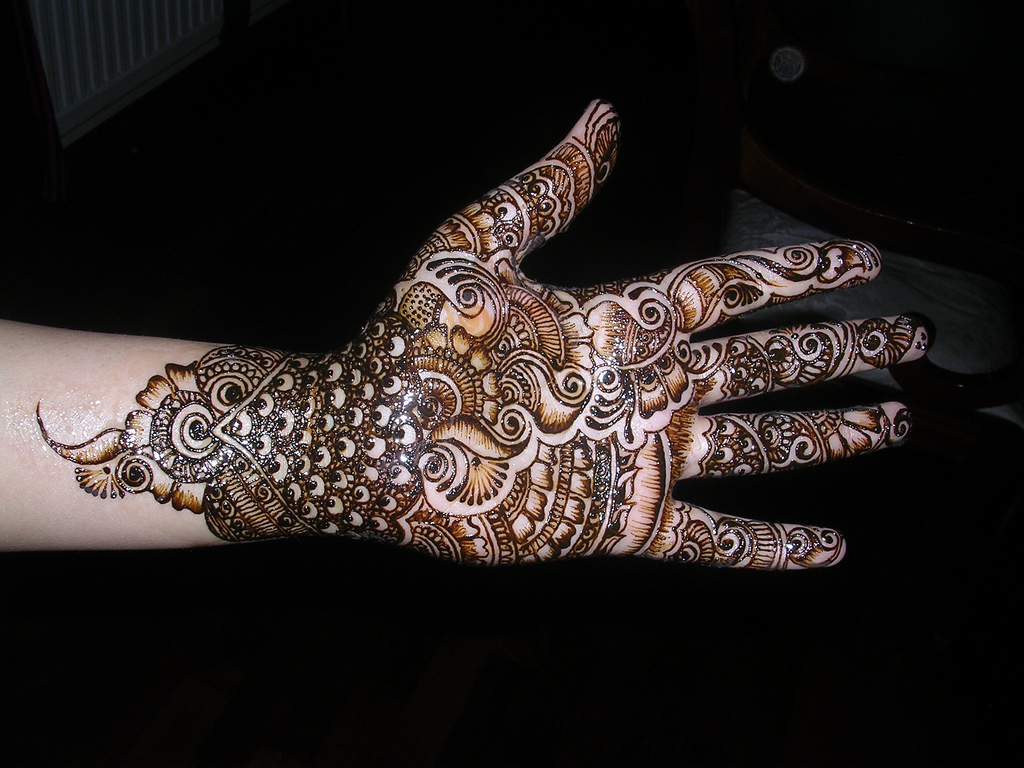 12 stylish bridal mehandi designs   mehandi designs india