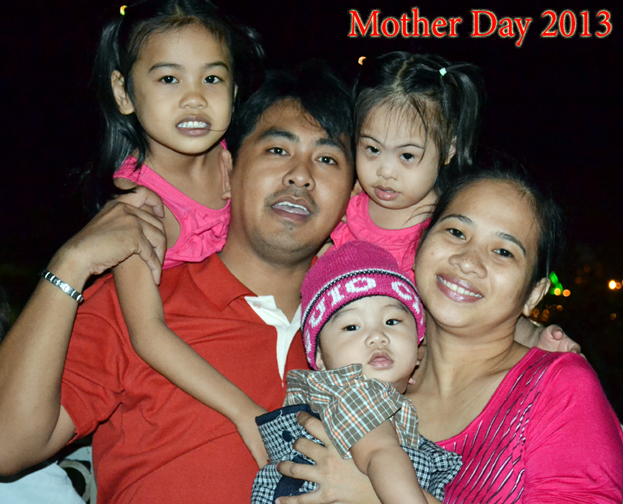 Mama kong Love Happy Mother's Day 2013