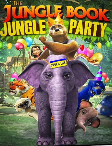 Jungle Book: Jungle Party (2014) [Latino]