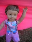 Kanani Akina!  (Mackenzie's Doll)