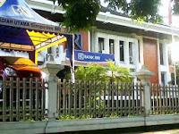 kantor Bank BRI Mataram
