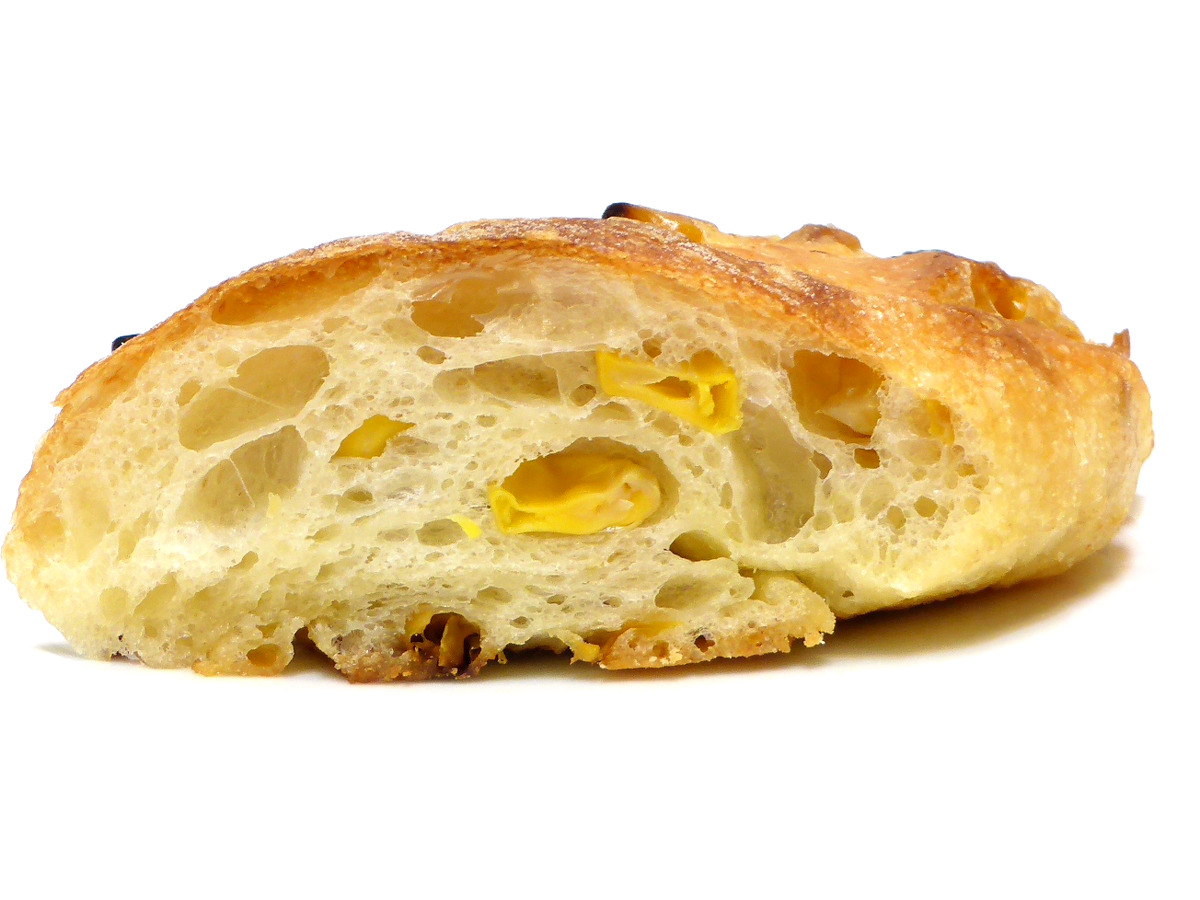 バター醤油のコーンチャバタ | DONQ(ドンク)