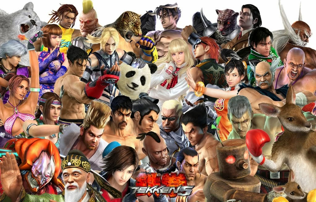 Tekken 5 Download