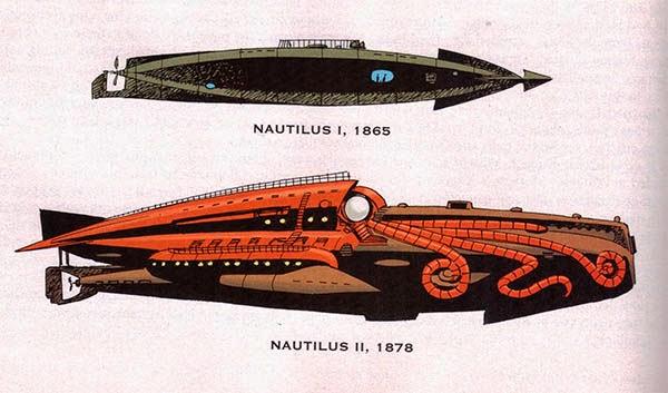 Nautilus Dossier Negro