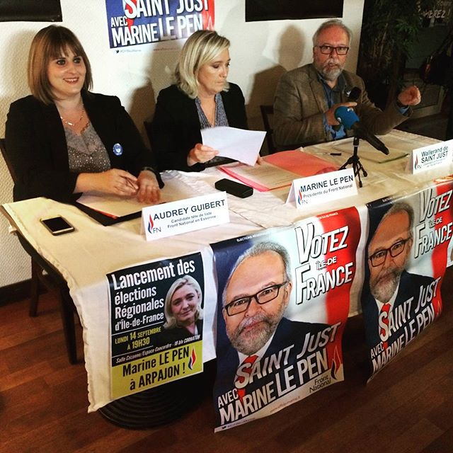 élections régionales ile de France