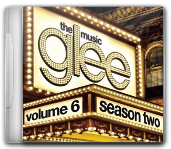 capa+CD Baixar CD Trilha Sonora Glee The Music   Volume 6  2011 Ouvir mp3 e Letras .
