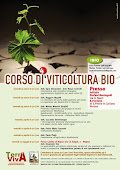 CORSO DI VITICOLTURA BIOLOGICA IV