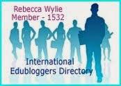 International Edubloggers Directory Member
