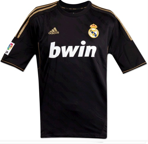 real madrid kits