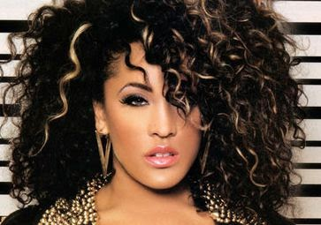 Dynasty Strands: Natalie Nunns Blonde Highlighted Deep Waves - Deep Wave Hairstyles