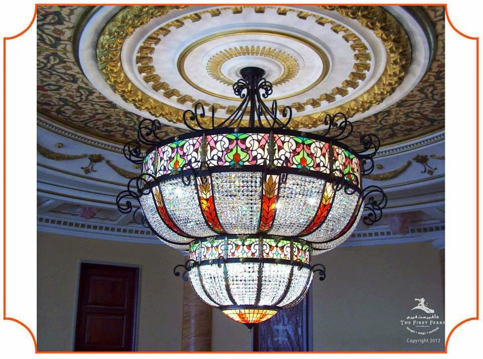 hand-made custom built exclusive chandeliers