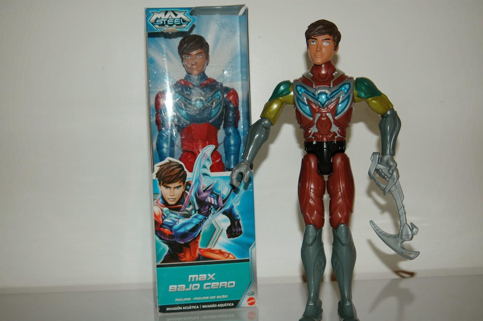 Max Steel Toys R Us : Ces doux moments figurines et super héros des garçons