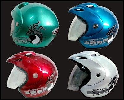 Helm Anti Pecah