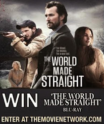 TMN's 'The World Made Straight' Blu-ray Giveaway